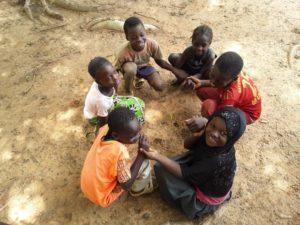 Mon souhait pour les enfants du Mali